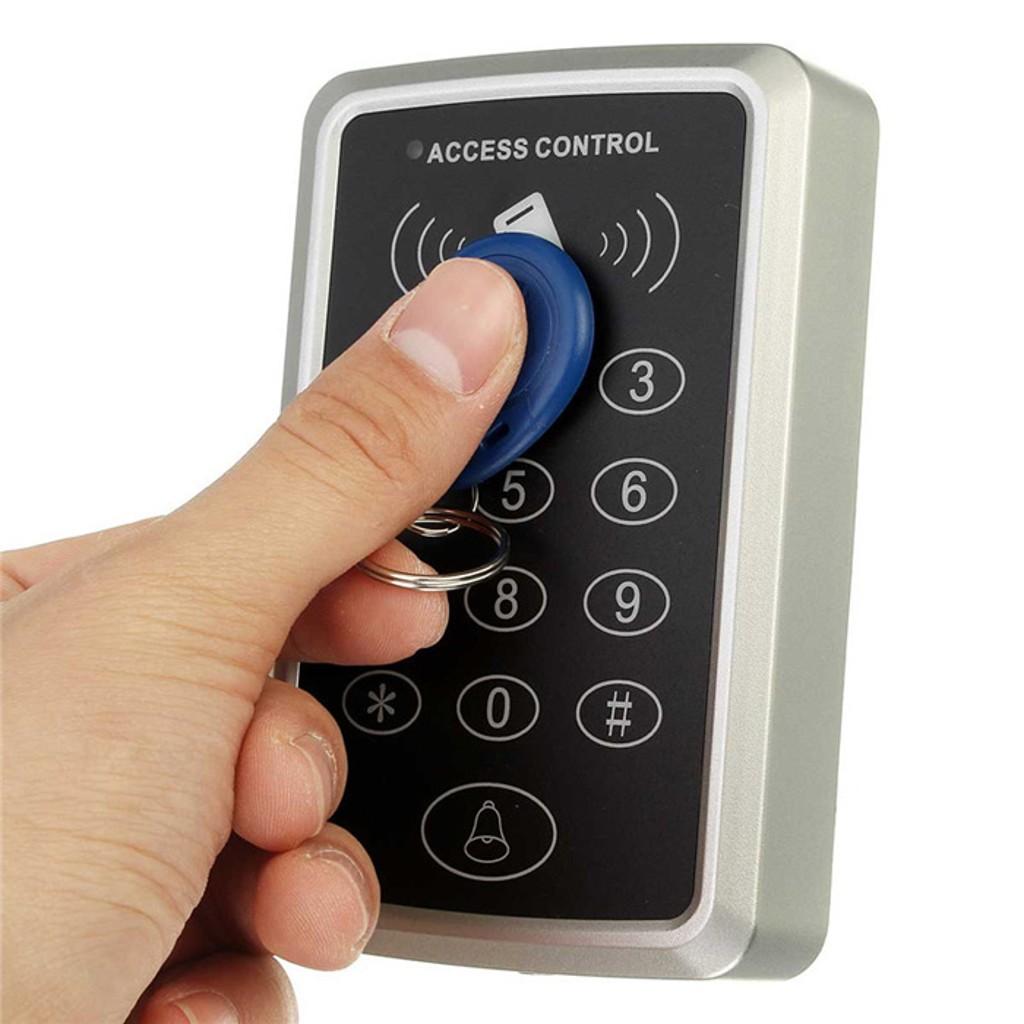 şifreli kapı sistemleri