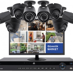 İşyeri Kamera Sistemi