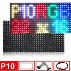 RGB LED PANELLER