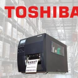 Toshiba Barkod Yazıcı