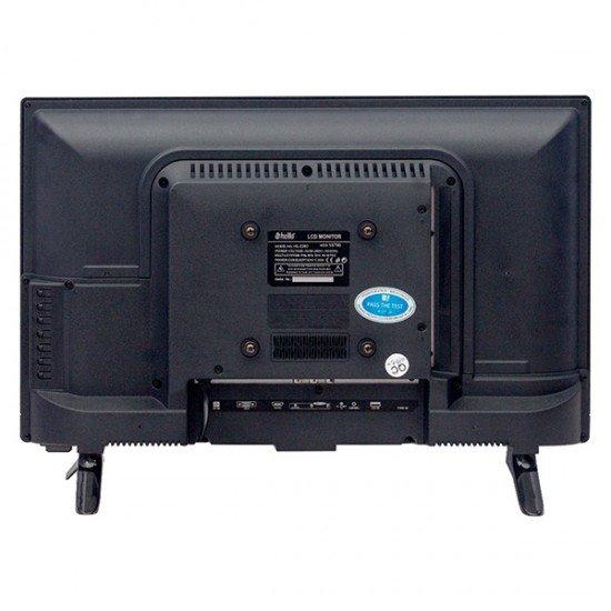 HELLO HL-2200 22 FULL HD LED MONİTÖR  (220V-12 VOLT) (AUDIO IN-RCA-VGA-HDMI-USB) 55 CM X 32 CM