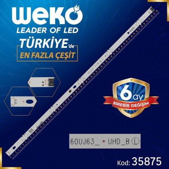 LG İNNOTEK 17Y 60İNCH_B-TYPE_REV0.0_160825 - BB 60UJ63_UHD_B - 5 LEDLİ 58.3 CM - (WK-1337)