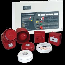 konvansiyonel yangın alarm sistemleri